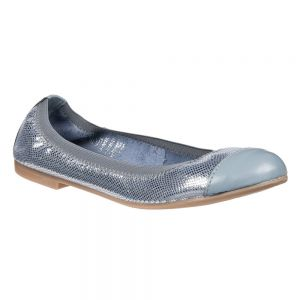 Balerinki Tamaris 1-22131-34 Denim/Silver