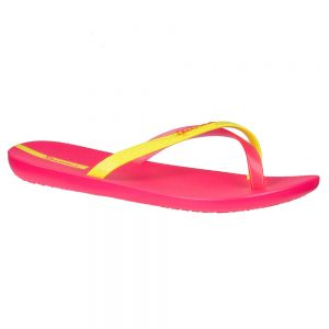 Japonki Ipanema Mix Color FEM FF 81137 Pink/Yellow 22107 - Różowy || Żółty